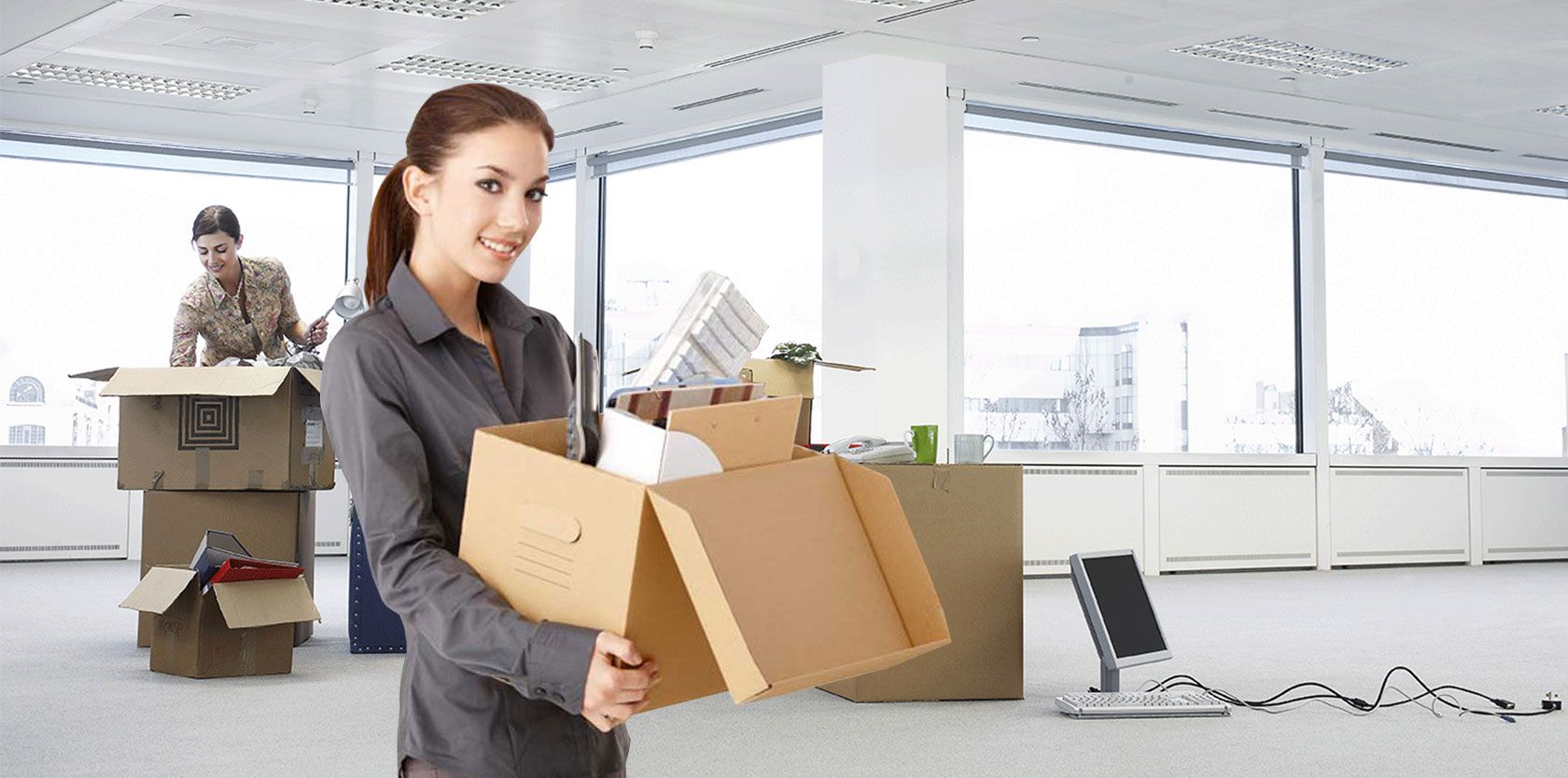 International Office movers and packers